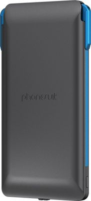 PhoneSuit Journey Travel Charger Ultra 5000 Black - PhoneSuit Portable Batteries & Chargers