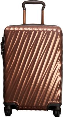 Tumi 19 Degree International Carry-On Copper - Tumi Hardside Carry-On