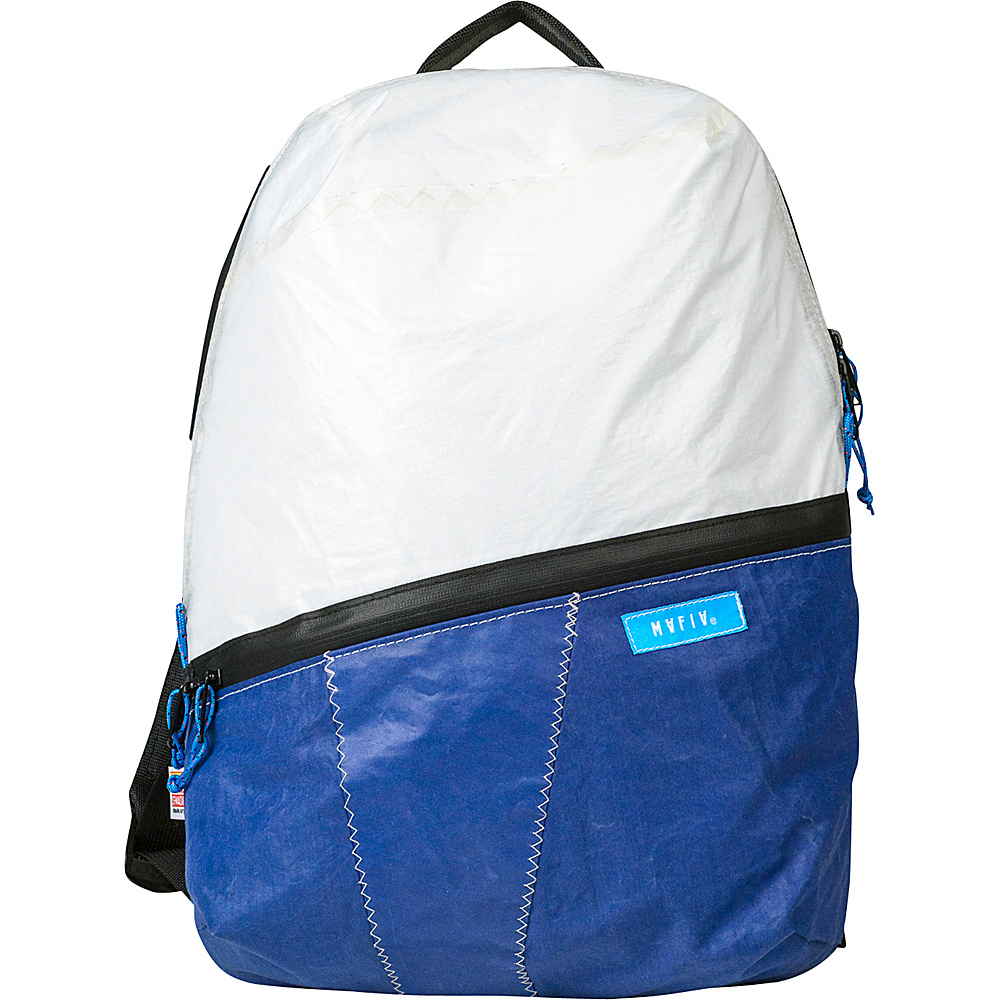 Mafia Bags Sail Pack Navy Mafia Bags Everyday Backpacks