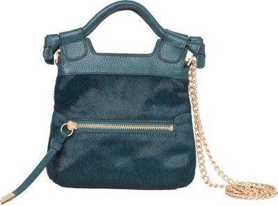 Foley + Corinna Foley + Corinna Tiny City Crossbody Peacock - Foley + Corinna Designer Handbags