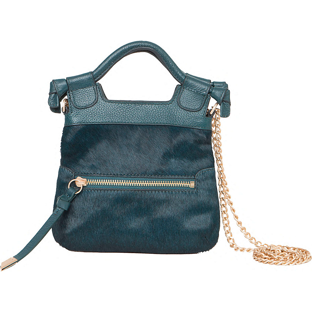 Foley + Corinna Tiny City Crossbody Peacock - Foley + Corinna Designer Handbags