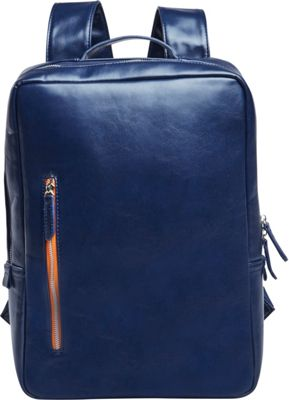 Setton Brothers Miaesa Backpack Blue - Setton Brothers Business & Laptop Backpacks