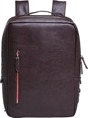 Setton Brothers Miaesa Backpack Brown - Setton Brothers Business & Laptop Backpacks
