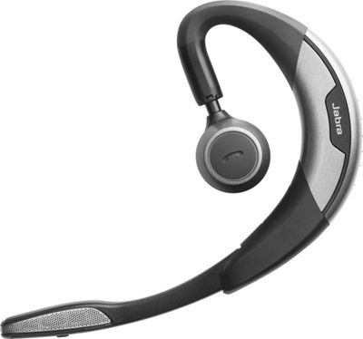 Jabra Motion Bluetooth Mono Headset Gray - Jabra Headphones & Speakers