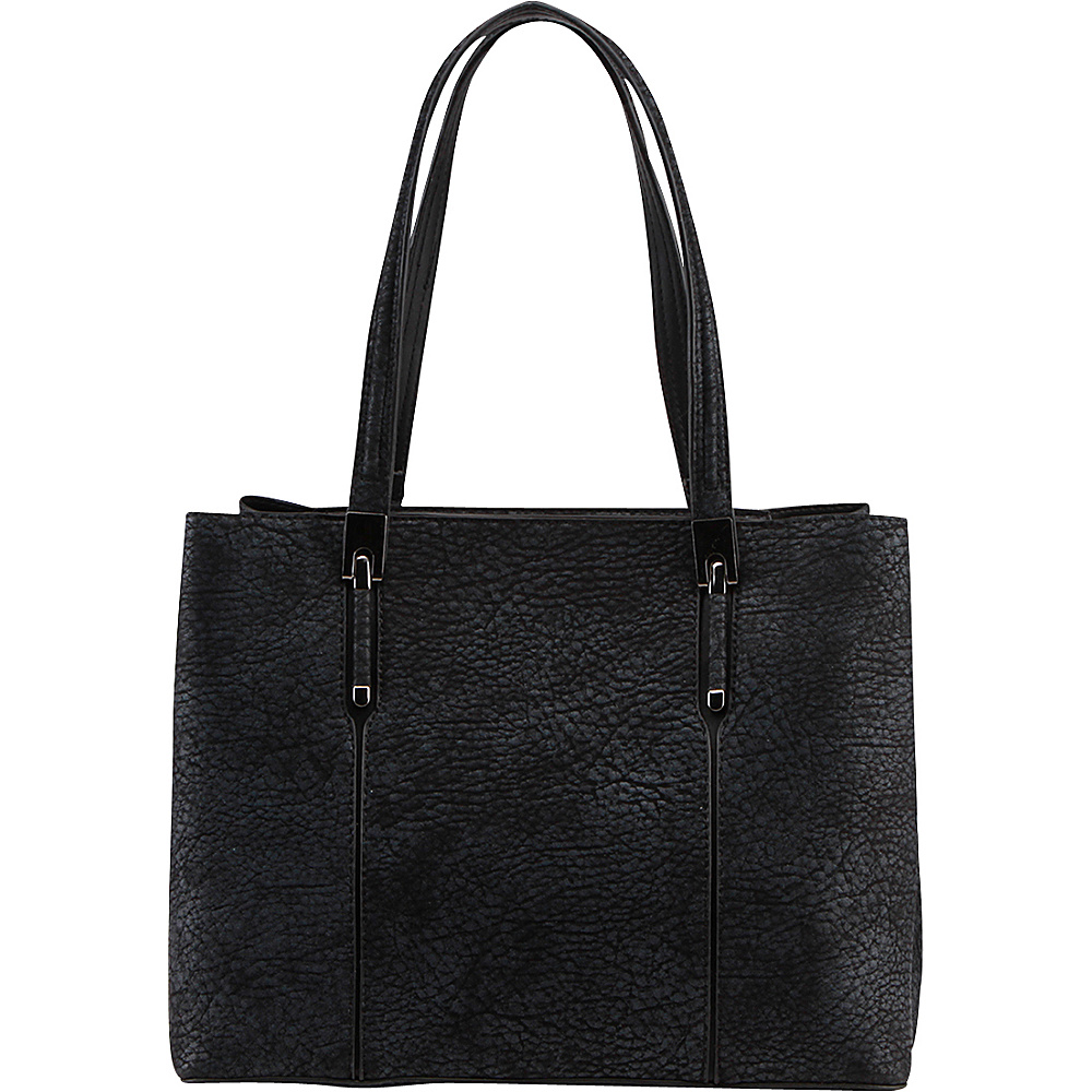 MKF Collection by Mia K. Farrow Mirable Shoulder Tote Black - MKF Collection by Mia K. Farrow Gym Bags - Sports, Gym Bags