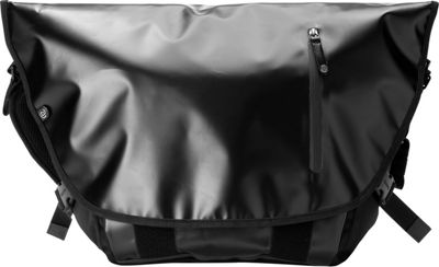 Booq Nerve Messenger Bag Black - Booq Messenger Bags