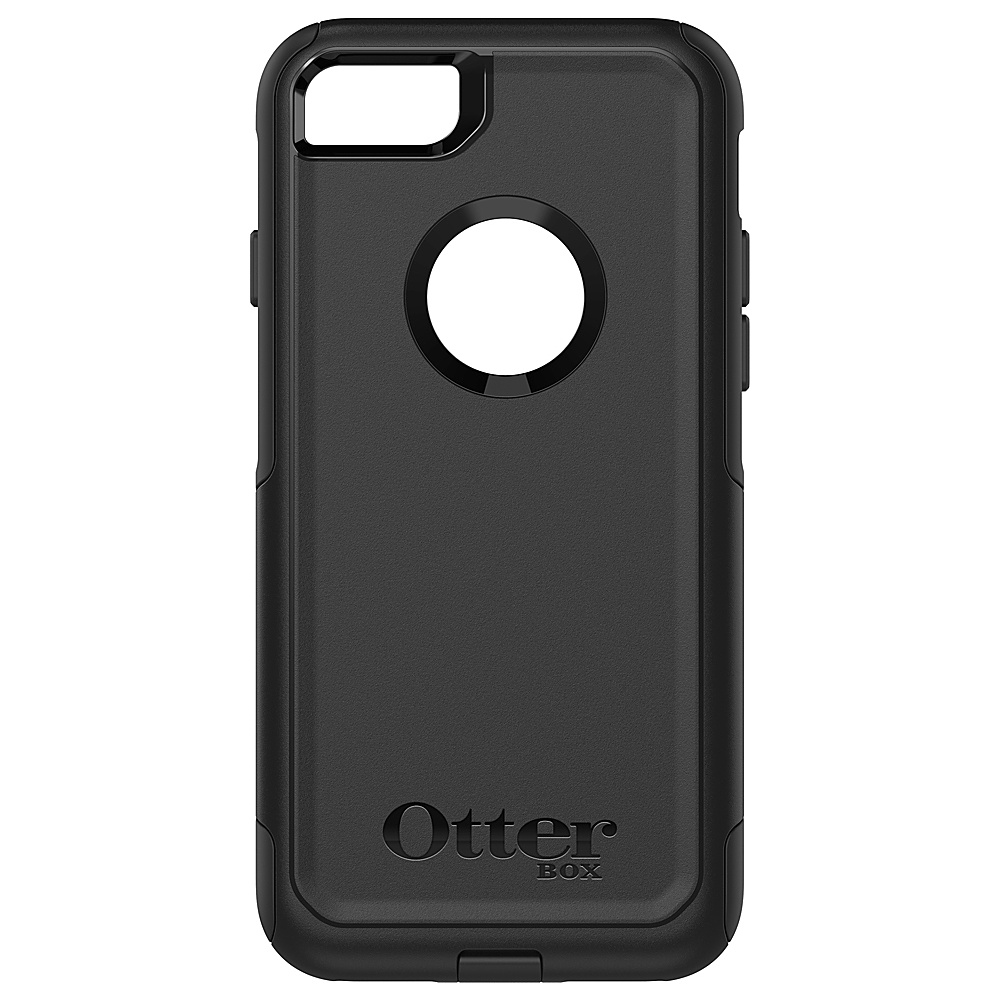 Otterbox Ingram iPhone 7 Commuter Series Case Black Otterbox Ingram Electronic Cases