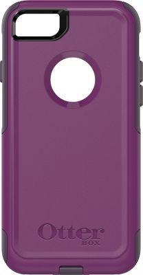 Otterbox Ingram iPhone 7 Commuter Series Case Plum Way - Otterbox Ingram Electronic Cases