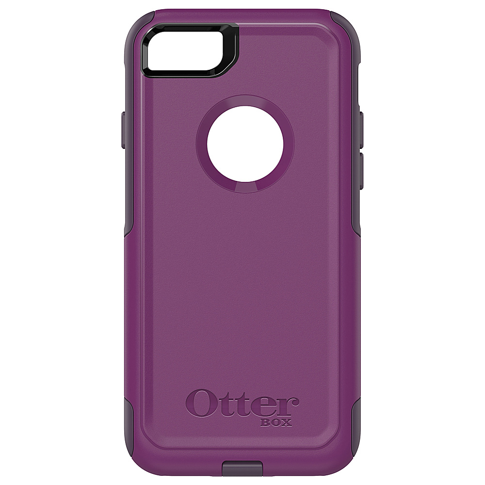 Otterbox Ingram iPhone 7 Commuter Series Case Plum Way Otterbox Ingram Electronic Cases