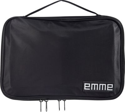 EMME The Original EMME Cosmetic and Toiletry Travel Bag Black - EMME Toiletry Kits