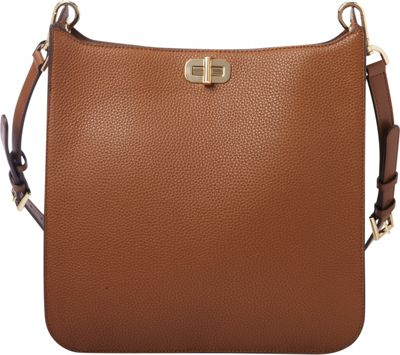 MICHAEL Michael Kors Sullivan Large NS Messenger Luggage - MICHAEL Michael Kors Designer Handbags