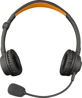 ToughTested Transformer 3 in 1 Convertible Headset Black - ToughTested Headphones & Speakers