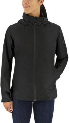 adidas outdoor Womens Wandertag Jacket XS - Black - adidas outdoor Women's Apparel