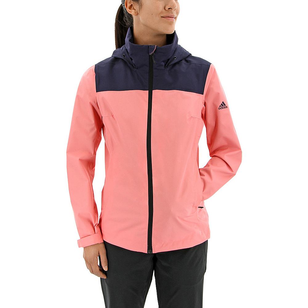 adidas outdoor Womens Wandertag Jacket M - Noble Ink - adidas outdoor Womens Apparel - Apparel & Footwear, Women's Apparel