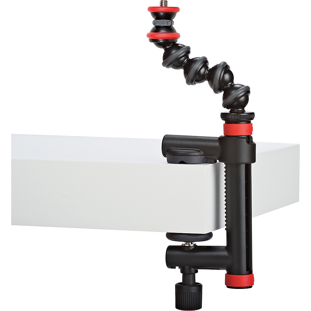 Joby Action Clamp with GorillaPod Arm Black Joby Camera Accessories