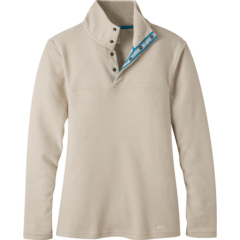 Mountain Khakis Pop Top Pullover Jacket XS - Linen - Mountain Khakis Womens Apparel - Apparel & Footwear, Women's Apparel