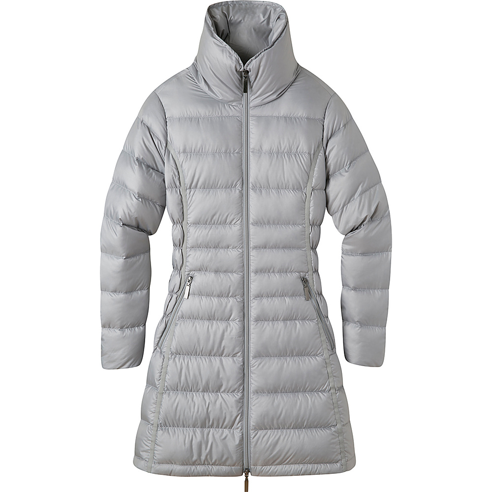 Mountain Khakis Ooh La La Down Coat L - Smoke - Mountain Khakis Womens Apparel - Apparel & Footwear, Women's Apparel