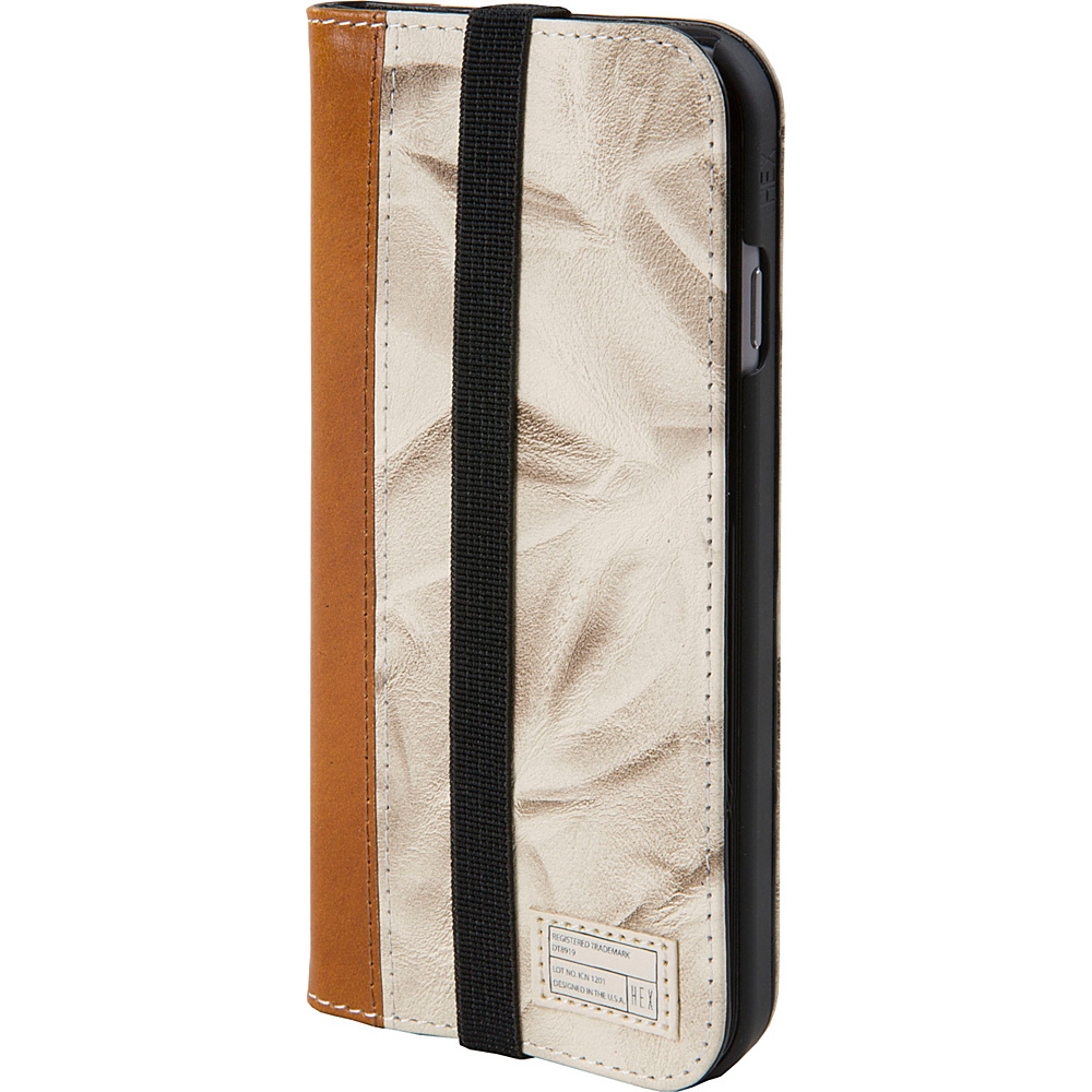 HEX Icon Wallet for iPhone 6 6S Ivory Heritage HEX Electronic Cases