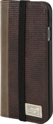 HEX Icon Wallet for iPhone 6/6S Brown Leather - HEX Electronic Cases