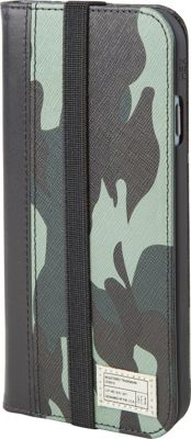 HEX Icon Wallet for iPhone 6/6S Marine Camo Leather - HEX Electronic Cases