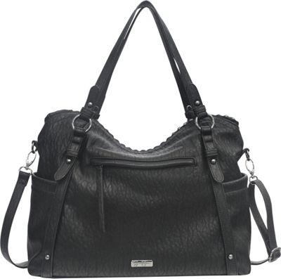 Jessica Simpson Camile E/W Crossbody Tote Black - Jessica Simpson Manmade Handbags