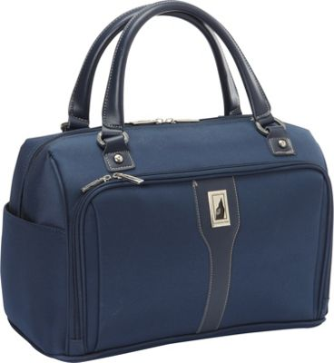 London Fog Knightsbridge Hyperlight 17 inch Cabin Bag Navy - London Fog Luggage Totes and Satchels