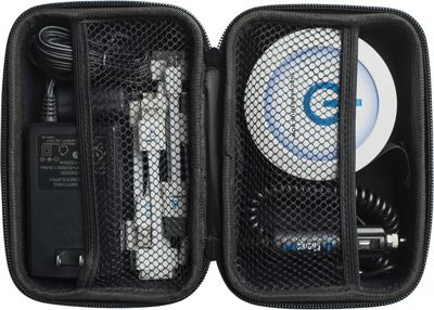 ChargeHub Travel Case for ChargeHub Black - ChargeHub Portable Batteries & Chargers