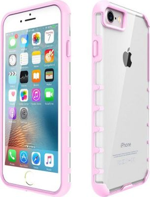 LAX Gadgets iPhone 7 Trendy Case Pink - LAX Gadgets Electronic Cases