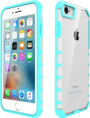 LAX Gadgets iPhone 7 Trendy Case Blue - LAX Gadgets Electronic Cases