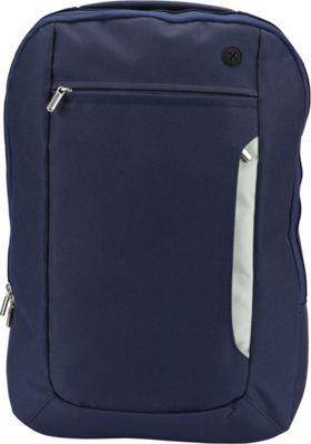 1Voice The Sentinel RFID Blocking Backpack Blue - 1Voice Business & Laptop Backpacks