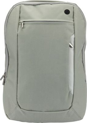 1Voice The Sentinel RFID Blocking Backpack Light Grey - 1Voice Business & Laptop Backpacks