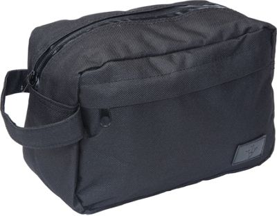 Image of 1Voice The Complete Toiletry Bag - With built-in 2,200mAh Charger Black - 1Voice Toiletry Kits