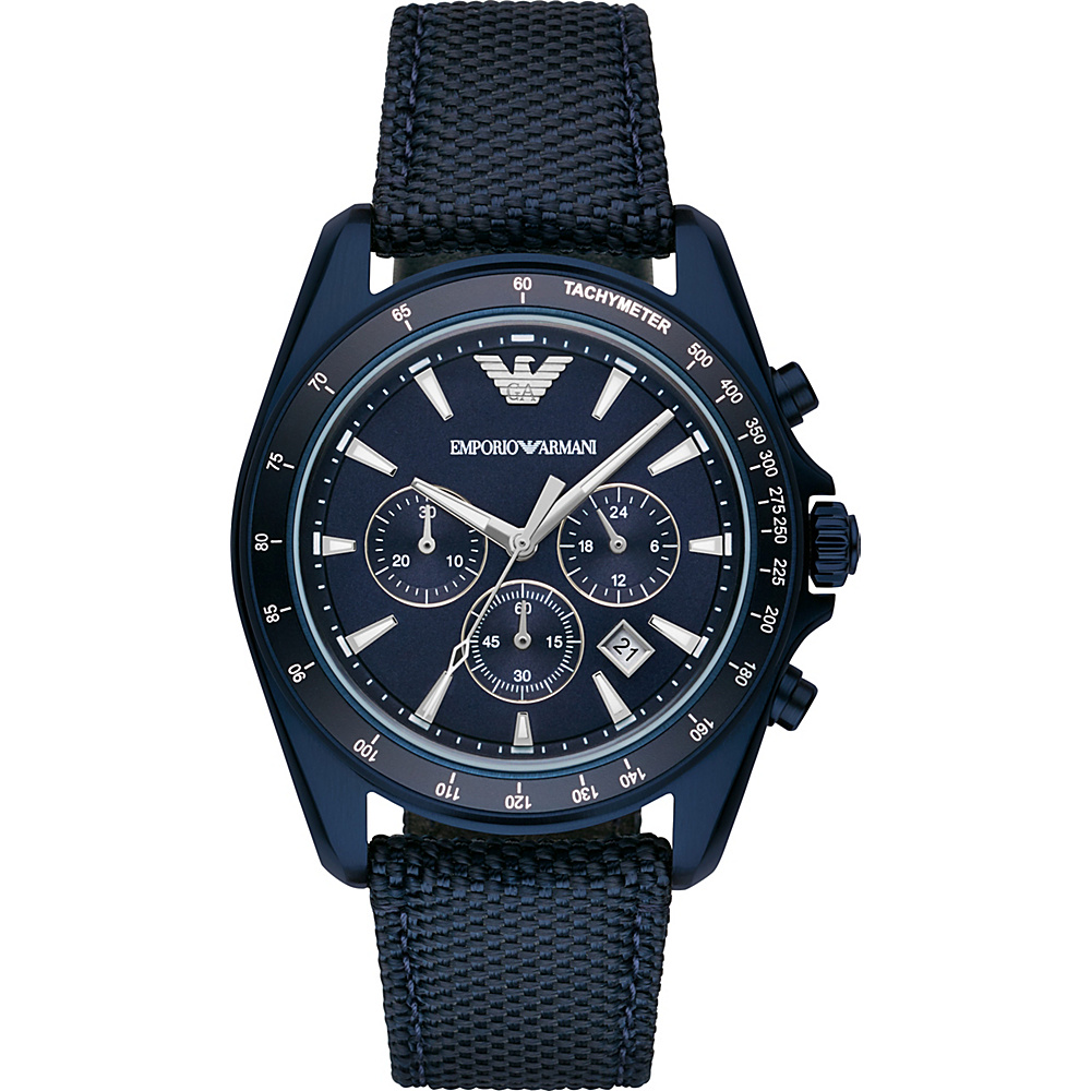 Emporio Armani Sport Watch Blue Emporio Armani Watches