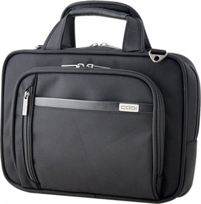 CODi Duo X2 Carrying Case for 14.1 inch Notebook Black - CODi Messenger Bags
