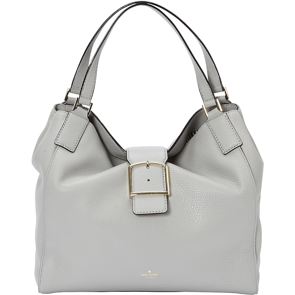 kate spade new york Healy Lane Jayne Shoulder Bag City Fog kate spade new york Designer Handbags