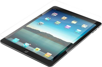 Zagg invisibleSHIELD Screen Protector for Apple iPad 2/3/4, Glass Clear - Zagg Electronic Cases