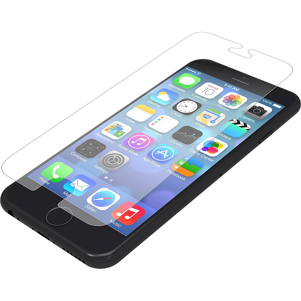 Zagg invisibleSHIELD Screen Protector for Apple iPhone 6 Clear Zagg Electronic Cases