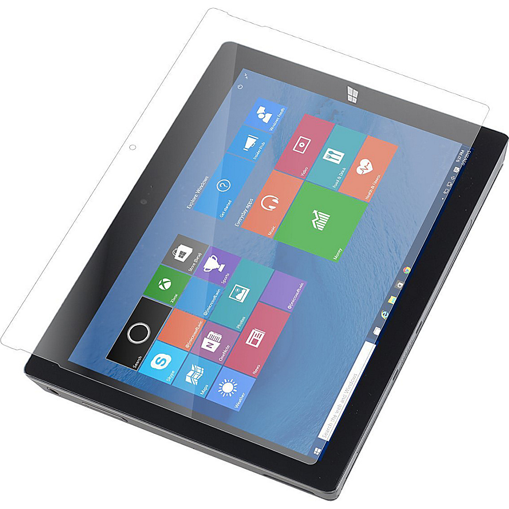 Zagg invisibleSHIELD Screen Protector for Surface Pro 4 Glass Clear Zagg Electronic Cases