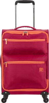 Revelation Weightless Deep Red - Revelation Softside Carry-On