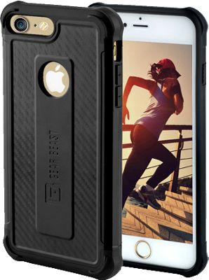 Gear Beast Protective Case for iPhone 7/7 Plus Black - iPhone 7 - Gear Beast Electronic Cases