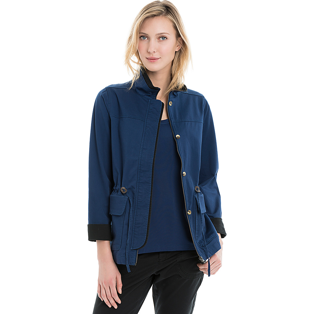 Lole Sahara Jacket 4 - Blue - Lole Womens Apparel - Apparel & Footwear, Women's Apparel