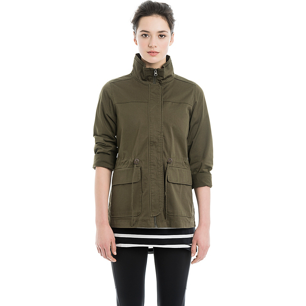 Lole Sahara Jacket 6 - Green - Lole Womens Apparel - Apparel & Footwear, Women's Apparel