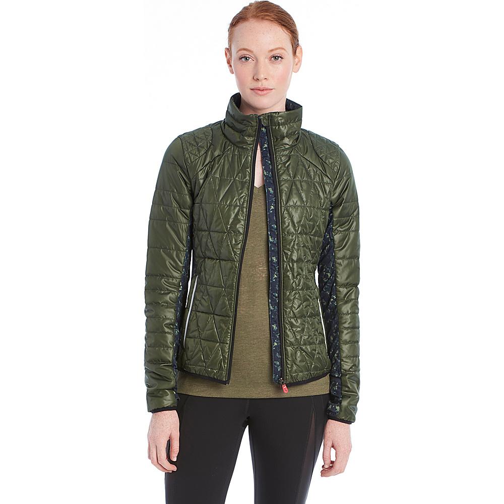 Lole Glee Jacket XL - Green - Lole Womens Apparel - Apparel & Footwear, Women's Apparel