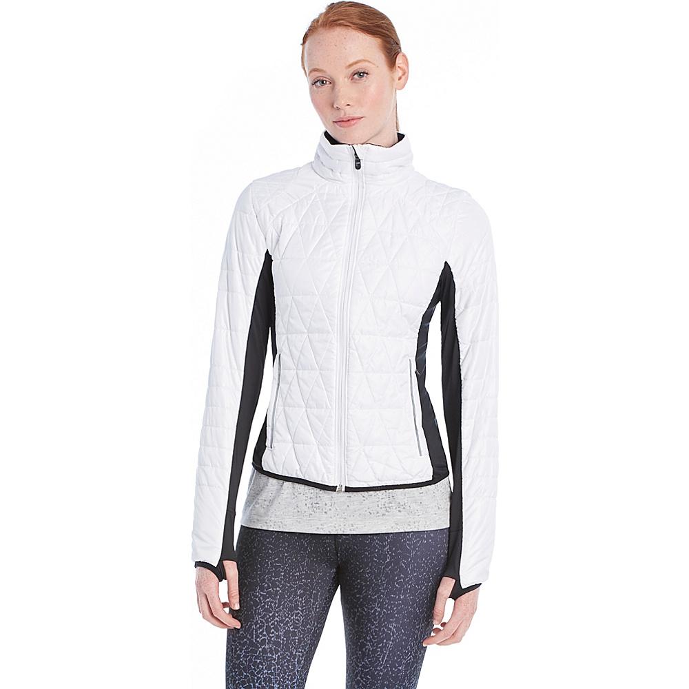 Lole Glee Jacket S - White - Lole Womens Apparel - Apparel & Footwear, Women's Apparel