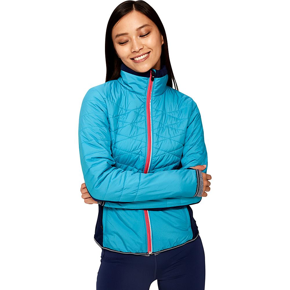 Lole Glee Jacket L - Seaport - Lole Womens Apparel - Apparel & Footwear, Women's Apparel