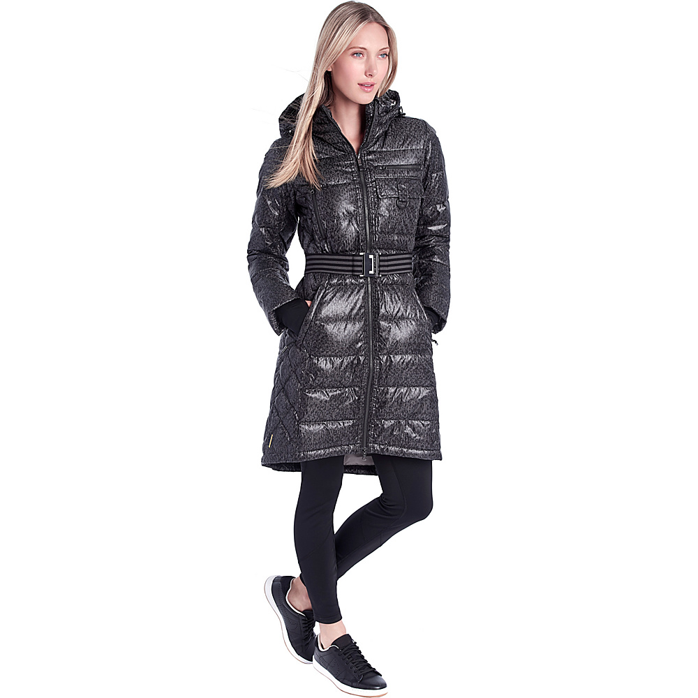 Lole Emmy SMU Jacket M - Black & Dark Charcoal East Sid - Lole Womens Apparel - Apparel & Footwear, Women's Apparel
