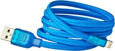 BUQU Cordz 3' Lightning USB Cable Blue - BUQU Electronic Accessories