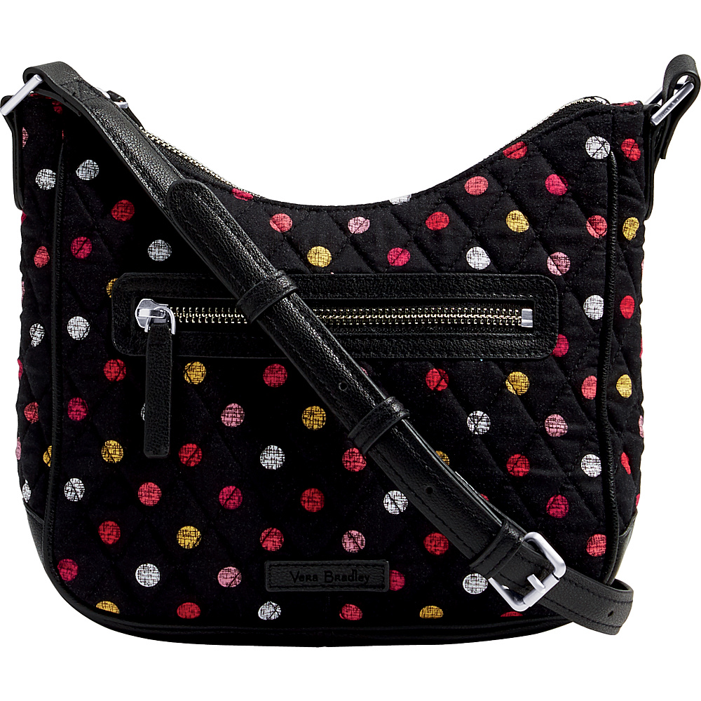 Vera Bradley Mini Vivian Crossbody Havana Dots - Vera Bradley Fabric Handbags - Handbags, Fabric Handbags