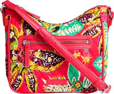 Vera Bradley Mini Vivian Crossbody Rumba - Vera Bradley Fabric Handbags