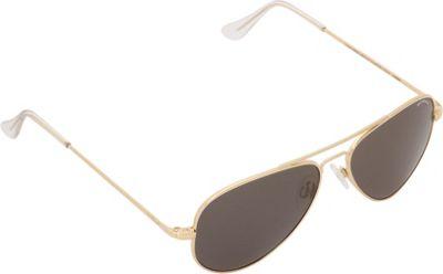 BENRUS Concorde Sunglasses - 57mm Almond Gold - BENRUS Sunglasses